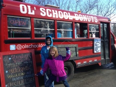 Have you been to Ol' School Donuts?