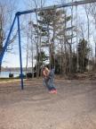 One last swing trick!