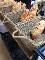 Bread. Oh. My. Word. You can bet these baskets were empty by days end!