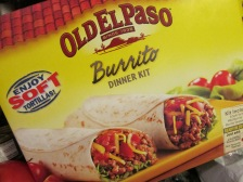 Boxed Burritos! *gasp* Nooo! Well, um. Yes, actually. It's okay. We will fancy it up!