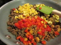"Since this is ""to taste"" I added a bit more red pepper and corn."