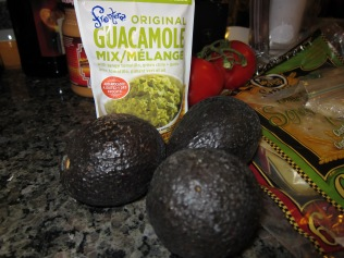 Perfectly ripened avocados & Frontera Guacamole mix.