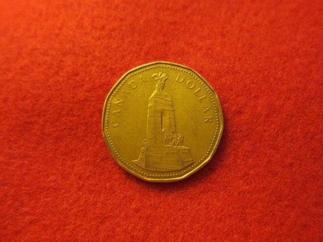 1994 War Memorial Dollar