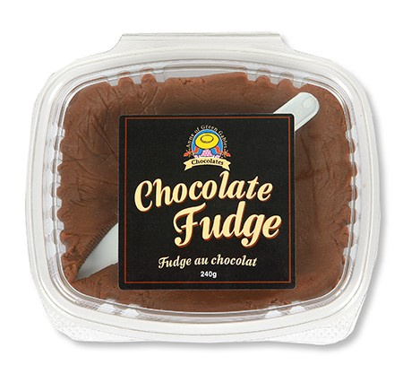 chocolate fudge anne of green gables chocolates PEI