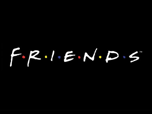 Friends Ross Rachel Monica Chandler Phoebe Joey