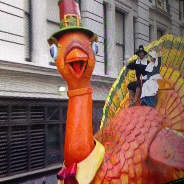 Macy's Thanksgiving Day Parade Tom Turkey