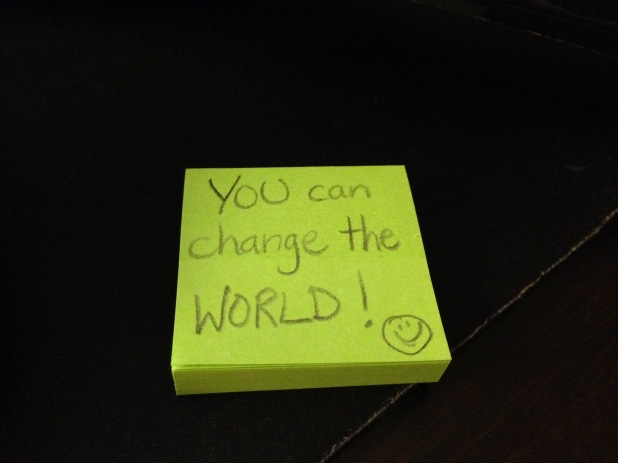 change the world Things permission