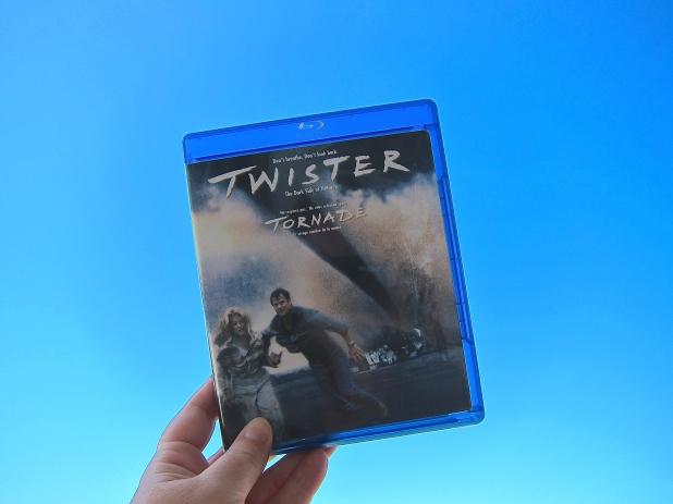 Twister w/ Blue Sky