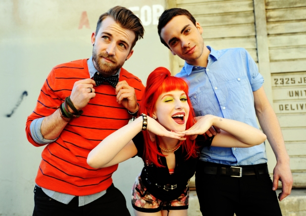 Paramore, Ain' It Fun, living in the real world, the real world, happy music